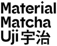 Material Matcha Uji Retina Logo
