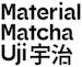 Material Matcha Uji Mobile Logo
